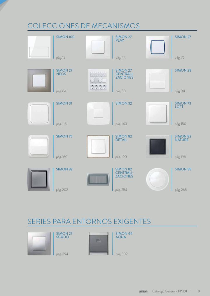 P2 - Catálogo General