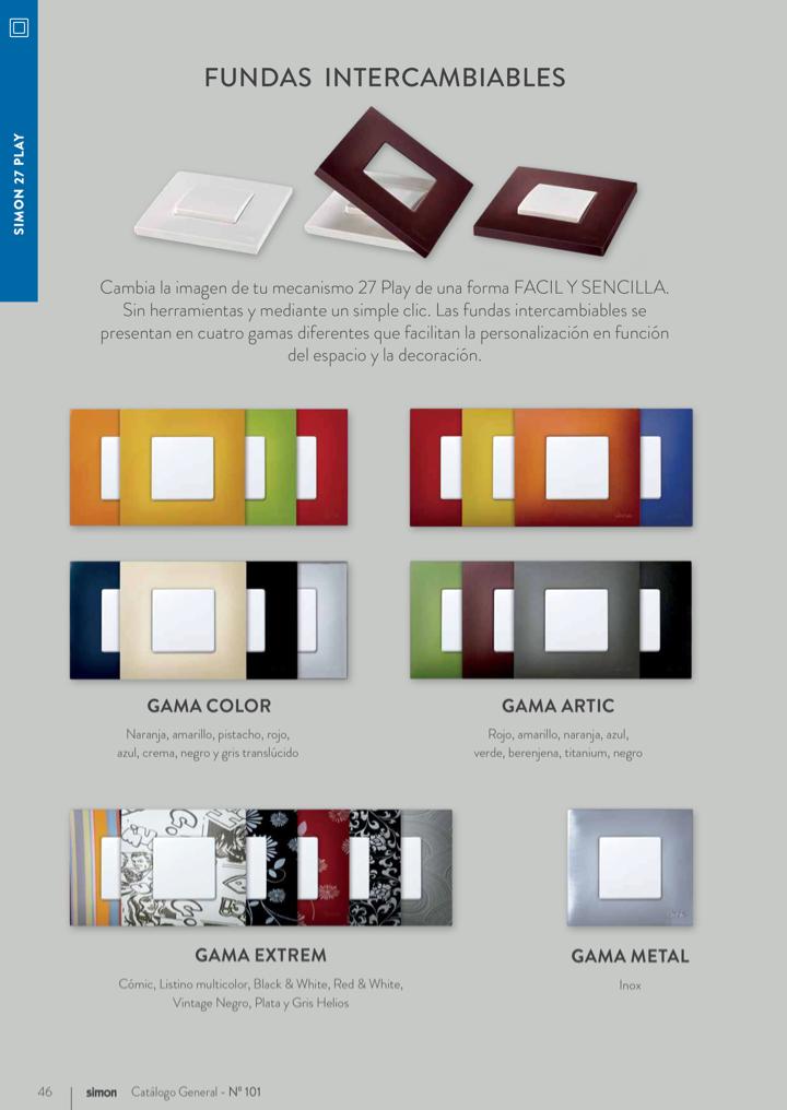 P3 - Catálogo General