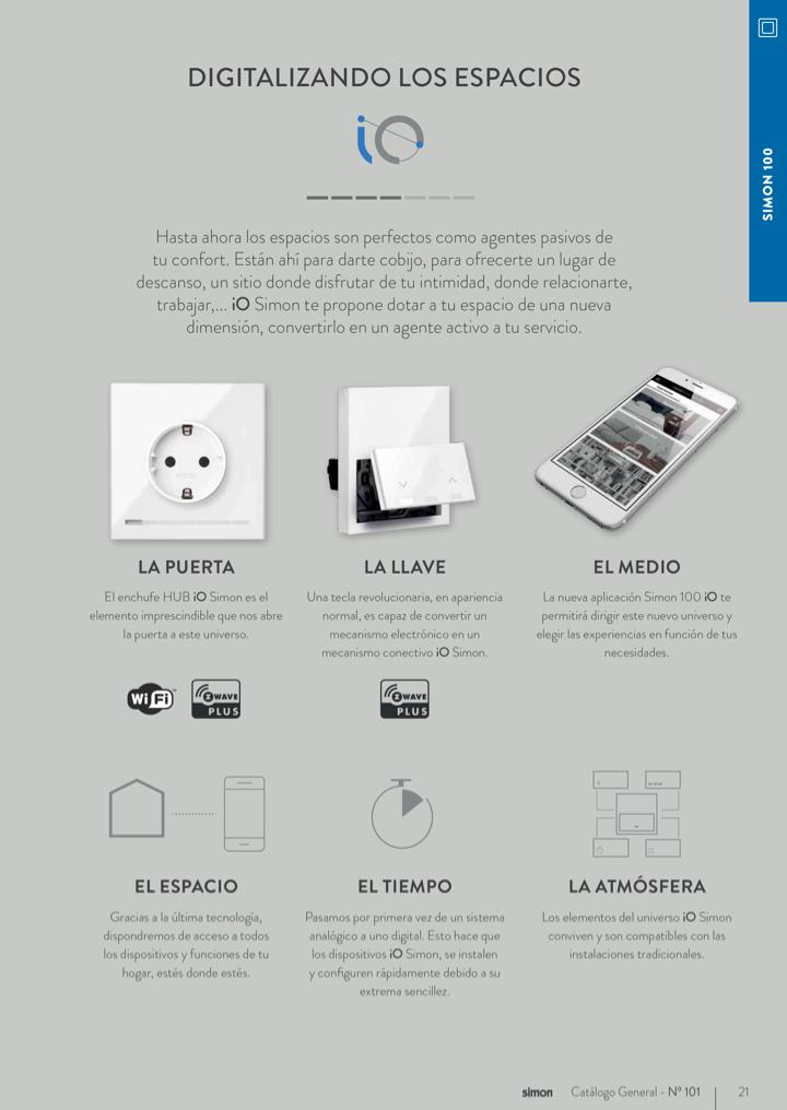 P4 - Catálogo General